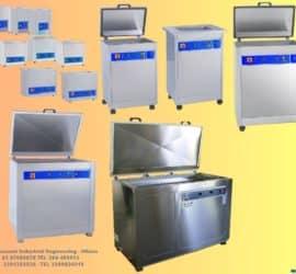 Vasche ultrasuoni con tecnologia digitale