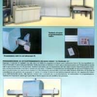 Robot lavaggio ultrasonico